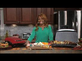 "Gina Neely, Food Network's ""Down Home with the Neely's"""