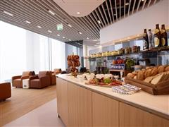 The Lufthansa lounges in the new Munich Terminal 2 satellite