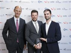 Lufthansa is honoured with German Aviation innovation prize