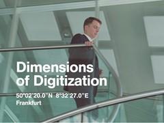 Dimensions of Digitization