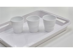 New tableware for Lufthansa Economy Class