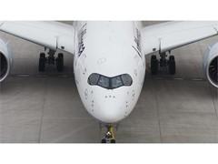 Third Lufthansa A350-900 has landed in Munich