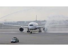 Lufthansa Airbus A350-900 trägt den Namen der Stadt Stuttgart