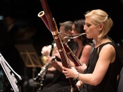 """Ein Ausflug mit dem Lufthansa Orchester in die """"Neue Welt"""""""