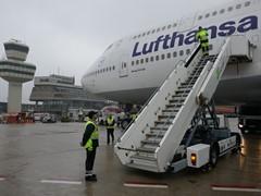 Lufthansa-Jumbos fliegen weiter auf Tegel
