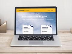 Das perfekte Weihnachtsgeschenk: ein Fluggutschein von Lufthansa zu 110 Reisezielen in Europa