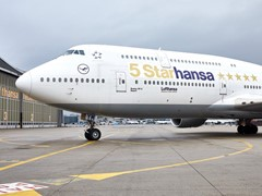 New sparkling ambassadors in the global skies