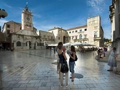 Lufthansa fliegt im Sommer 2018 erstmals von Frankfurt nach Zadar in Kroatien