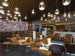 New Lufthansa Lounge in Milan Malpensa