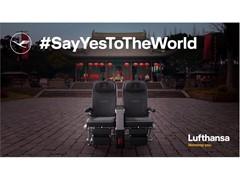Mit der neuen Lufthansa-Kampagne in die Augmented Reality