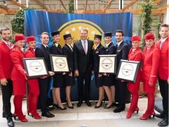 Lufthansa Group wird von Skytrax mit vier Awards ausgezeichnet
