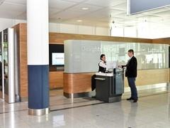 Schnelle Verpflegung für den eiligen Fluggast: Delights to Go