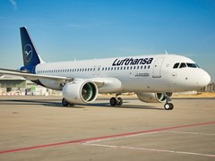 Lufthansa is reducing noise and CO2 emissions on European routes from Munich