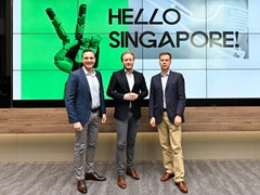 Lufthansa Innovation Hub opens Singapore office and announces its first partnership