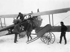 100 Jahre ziviler Luftverkehr in Deutschland