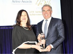 Lufthansa ist ATW Airline of the Year 2019