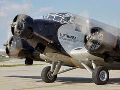 Ju 52 soll würdigen Platz im Museum erhalten