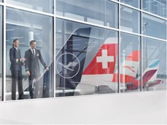 Lufthansa Group achieves an Adjusted EBIT of EUR 1.3 billion in the third quarter