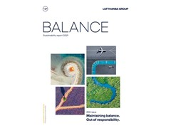 Maintaining balance. Out of responsibility: Lufthansa Group publishes 25th sustainability report