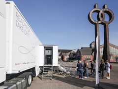 Lufthansa Group Airlines laden Vertriebspartner zu Escape Room Spiel in Truck ein
