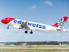 Die Group Airline Edelweiss integriert das Angebot zur CO2-Kompensation direkt in das Buchungsportal