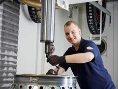 Rund 450 Auszubildende und dual Studierende starten 2019 bei der Lufthansa Group