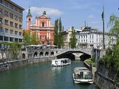 Neue Verbindungen nach Ljubljana