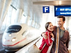 Lufthansa increases its Express-Rail range