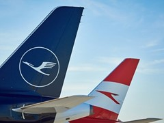 Austrian Airlines will temporarily suspend flight operations