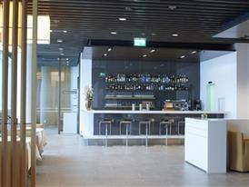 MUC Satellit First Class Lounge