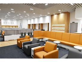 Business und Senator Lounges
