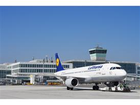 New satellite terminal in Munich opens