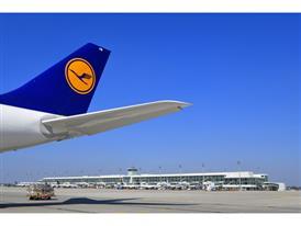 New satellite terminal in Munich opens