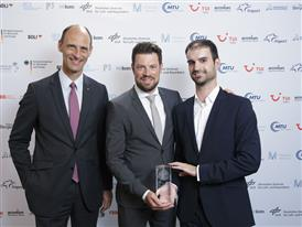 Lufthansa OMEGA, Bildrechte Innovationspreis der Deutschen Luftfahrt