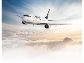 Lufthansa Boeing 737 Fanhansa
