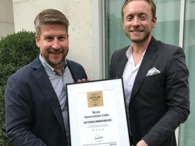Lufthansa hat bestes Innovation-Lab Deutschlands