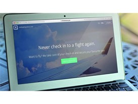 Airline Checkins Website