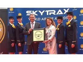 Lufthansa is Europe's best airline