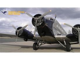 Ju 52 Frontal