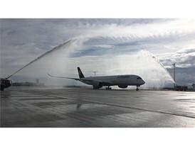 Zweite Lufthansa A350-900