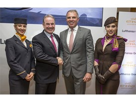 Etihad LH Group Kooperation