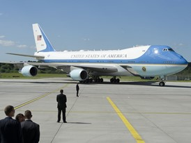 Air Force One: Holy grail for planespotters