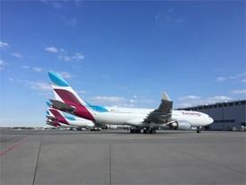 Eurowings Flotte