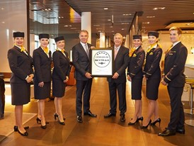 Five-Star Airline Lufthansa - Skytrax