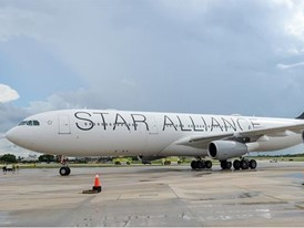 A340 Star Alliance