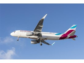 Eurowings A320 Start