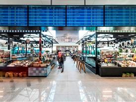 MUC - Terminal 2 - Viktualienmarkt