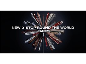 2-Stop round the world - RTW-Tarif