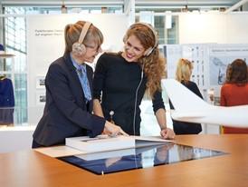 Ausstellungseröffnung im LAC