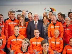 Lufthansa fliegt Deutsche Paralympische Mannschaft nach Südkorea